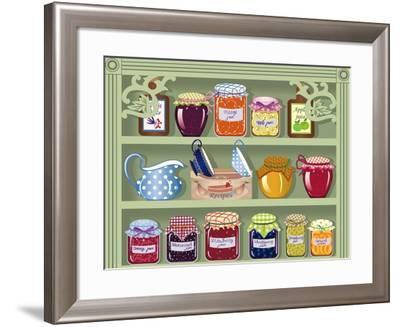 Sweet Store-Milovelen-Framed Art Print