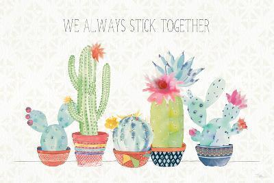 Sweet Succulents I-Pela Studio-Art Print