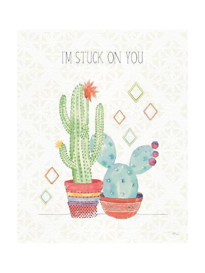 Sweet Succulents II-Pela Studio-Art Print