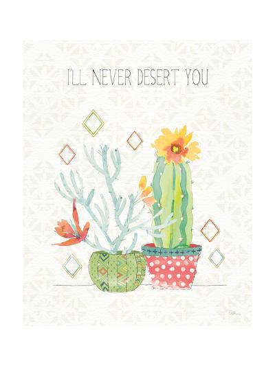 Sweet Succulents V-Pela Studio-Art Print