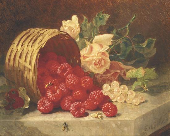 Sweet Taste of Summer-Elizabeth Stannard-Giclee Print