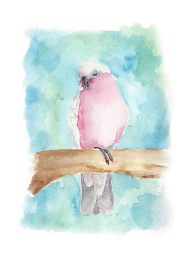 Sweet Tropical Bird III-Regina Moore-Art Print