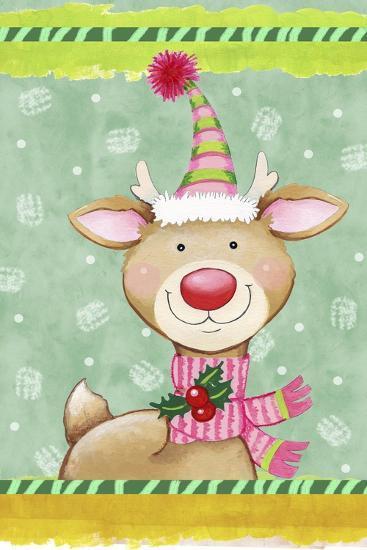 Sweetie Deer-Valarie Wade-Giclee Print
