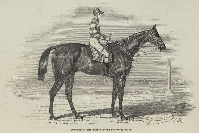 Sweetmeat, the Winner of the Doncaster Plate-James Herring-Giclee Print
