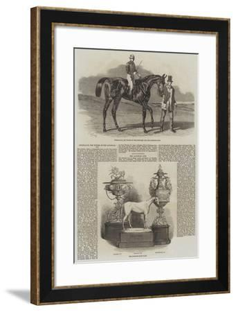 Sweetsauce, the Winner of the Goodwood Cup-Benjamin Herring-Framed Giclee Print