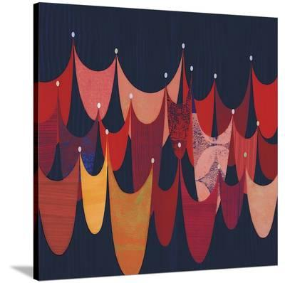 Swell-Rex Ray-Stretched Canvas Print