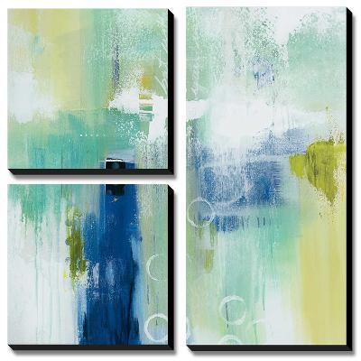 Swept Off My Feet I-Julie Hawkins-Canvas Art Set