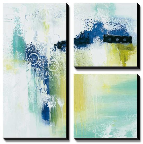 Swept Off My Feet II-Julie Hawkins-Canvas Art Set