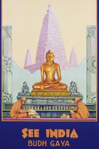 See India Poster by Dorothy Newsome by swim ink 2 llc