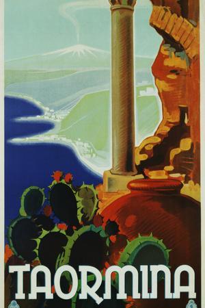 Taormina Poster