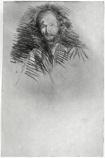 Swinburne, 19th Century-James Abbott McNeill Whistler-Giclee Print