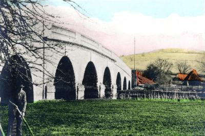Swineford Bridge, Keynsham, Bath and Northeast Somerset, 1926--Giclee Print