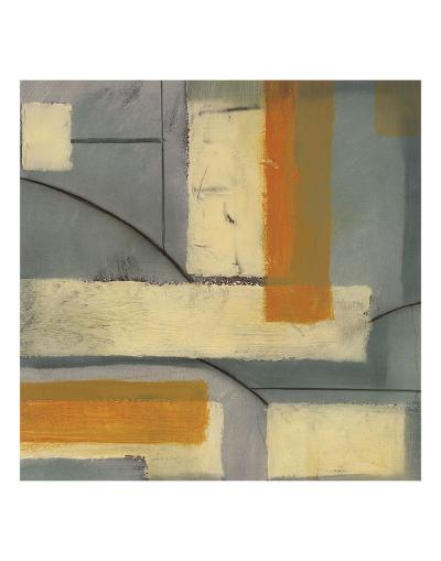 Swing I-Leo Burns-Art Print