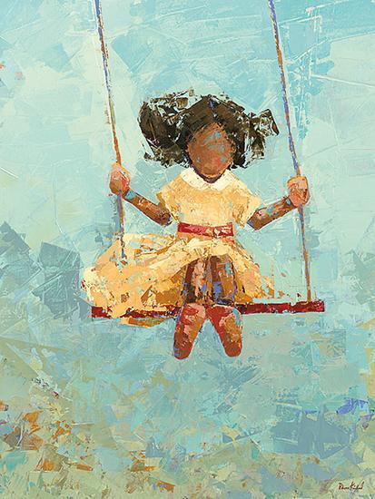 Swing No. 11-Rebeca Kinkead-Art Print