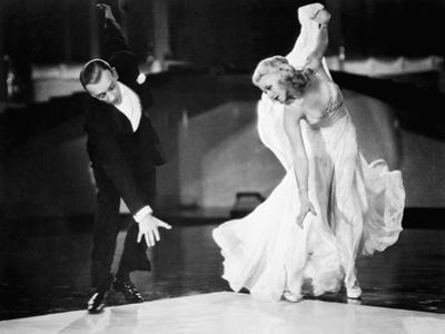 Swing Time, Fred Astaire, Ginger Rogers, 1936