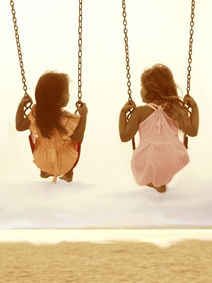 Swing Together-Betsy Cameron-Art Print