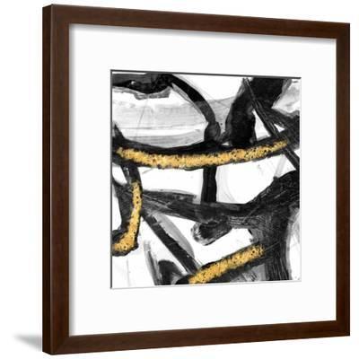 Swinging Vines 1-Smith Haynes-Framed Art Print