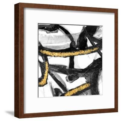 Swinging Vines 1-Smith Haynes-Framed Art Print