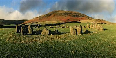 Swinside Stone Circle, a Bronze Age Stone Circle of 55 Stones Set in a 90 Foot Diameter Circle-Macduff Everton-Photographic Print
