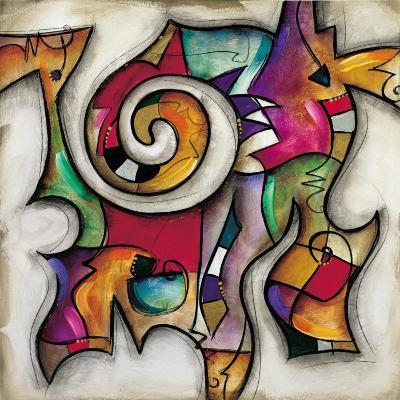 Swirl II-Eric Waugh-Art Print