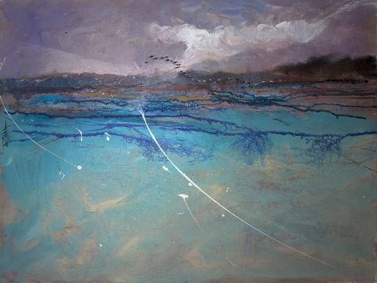 Swirl-Anne Farrall Doyle-Art Print