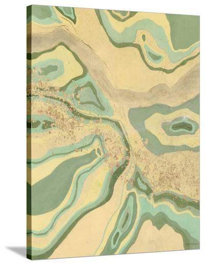Swirled Atlas I-Vanna Lam-Stretched Canvas Print