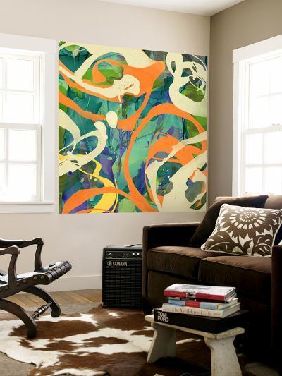 Swirls in Motion-THE Studio-Wall Mural