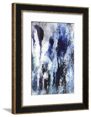 Swirls of Texture I-PI Studio-Framed Art Print