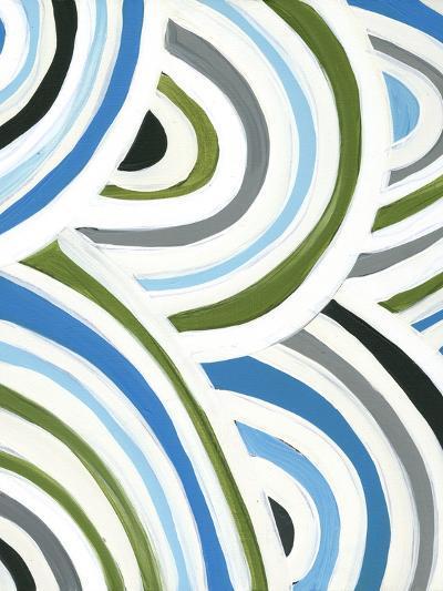 Swirly Bob I-Jodi Fuchs-Art Print
