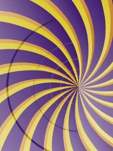 Swirly Purple Texture