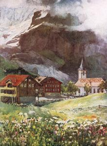 Swiss Alps, Grindelwald