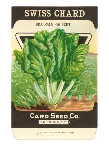 Swiss Chard Seed Packet