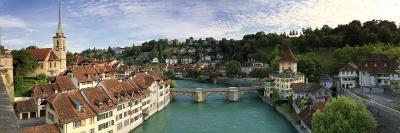 Switzerland, Bern, Old Town and Aare River-Michele Falzone-Photographic Print
