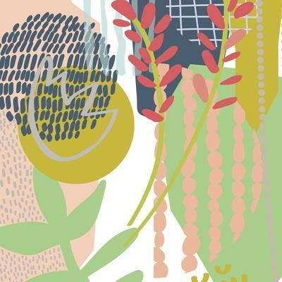 Swizzle I-Chariklia Zarris-Art Print
