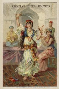 Sword Dance, Morocco