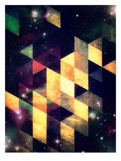 swwyrr-Spires-Art Print