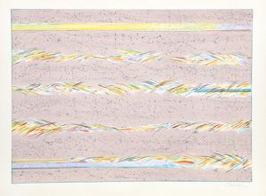Dreamfields (Pink) by Sybil Kleinrock