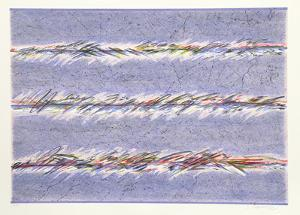 Dreamfields (Purple) by Sybil Kleinrock