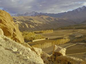 The Bamiyan Valley and the Koh-I-Baba Range of Mountains, Afghanistan by Sybil Sassoon