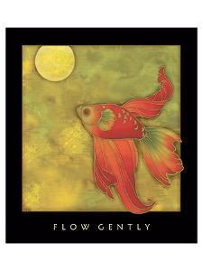 Flow Gently 1 by Sybil Shane