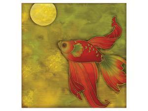 Flow Gently II by Sybil Shane