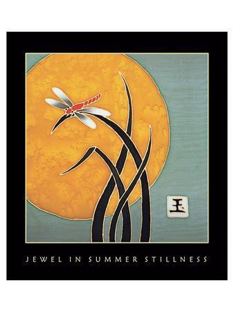 Jewel In Summer Stillness 1