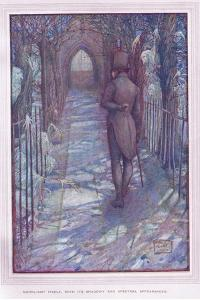 Moonlightitself, with its Shadowy and Spectral Appearances by Sybil Tawse