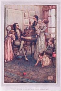 When I Consider How Little of a Rarity Children Are by Sybil Tawse