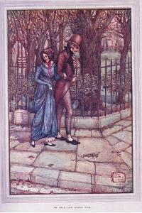 Ye Mild and Happy Pair by Sybil Tawse