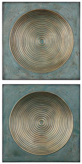 Sybil Wall Art Pair--Home Accessories