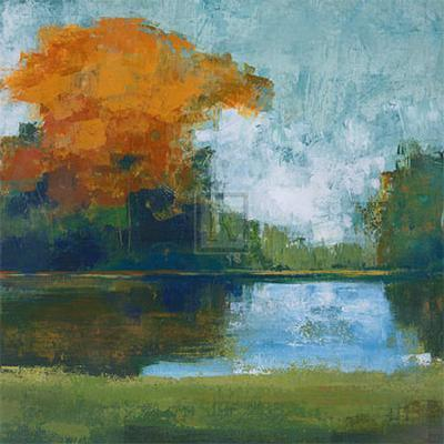 Sycamore Glen-Robert Holman-Art Print