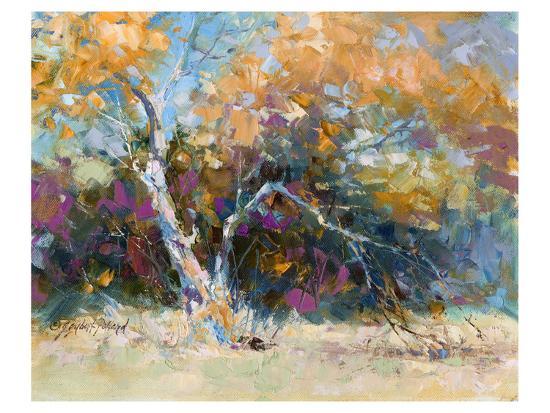 Sycamore-Julie Pollard-Art Print