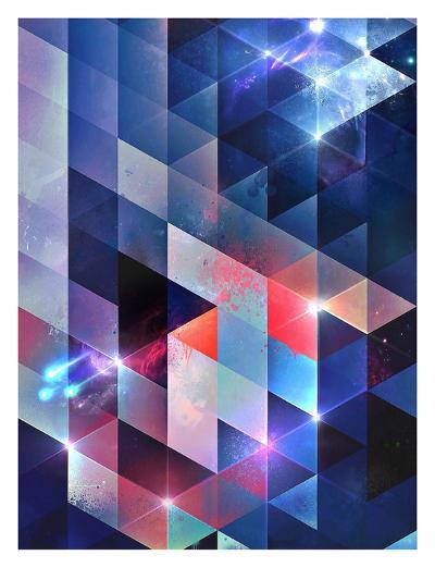 sydd vyww-Spires-Art Print