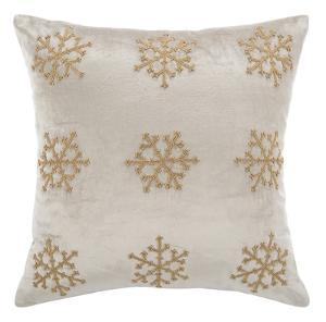 Sydnee Snowflake Pillow